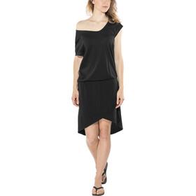 super.natural Comfort Robe Femme, jet black